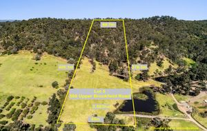 USABLE 3.563HA BLOCK WITH GREAT VIEWS