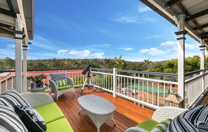 CAPTIVATING STYLISH CHARACTER HOME WITH PANORAMIC VIEWS