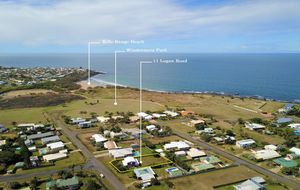 COASTAL RENOVATOR ONLY 450M TO RIFLE RANGE BEACH