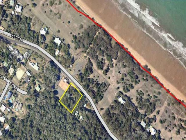 1 ACRE ACROSS FROM THE BEACH!