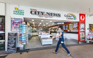 PRICE HAS BEEN REDUCED BY $100,000 - VIZES CITY NEWS AND ROCKY FRESH FOODS - TWO PROFITABLE LEASEHOLD BUSINESSES