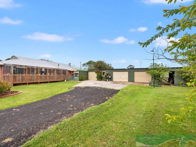Versatile Hobby Farm Opportunity  18 acres