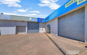 A WELL LOCATED MODERN BESSER BLOCK SHED - WITH A SECURE WELL ESTABLISHED TENANT