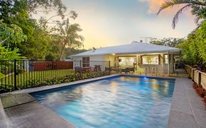 Generously Proportioned, Privately Nestled!