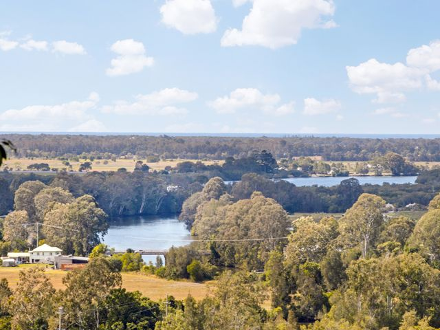 SUPERB COAST & RIVER VIEWS From Your PEACEFUL PRESTIGE ACREAGE