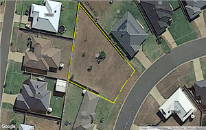 $129,000. READY TO BUILD YOUR DREAM HOME. WIDE 1,175m2 ALLOTMENT OF RESIDENTIAL LAND. UPMARKET LOCATION!