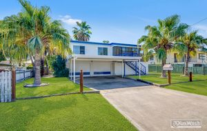 REDUCED TO $289,000 - SPACIOUS HIGH SET 3 BEDROOM - INGROUND POOL - RUMPUS ROOM - 4 CAR - FENCED 810m2 ALLOTMENT,