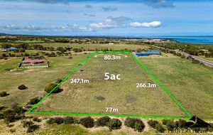 One Of The Last 5 Acre Lots