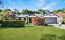 * GRAND & SPACIOUS HOME WITH 4 INTERNAL LIVING AREAS!..BACKING ONTO BUSH WITH NE ASPECT & NO NEAR NEIGHBOURS TO 3 SIDES! *