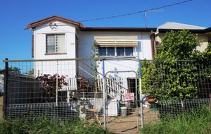 CENTRAL CITY LOCATION WITH REAR LANE ACCESS - 2 BED - 1 BATH - LOCKUP GARGAE. - FENCED.