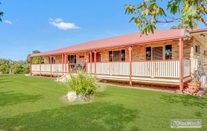 TOP QUATILY BRICK HOME - WIDE OPEN VERANDAHS - 4 BED - 2 BATH - 7 CAR - LARGE ELEVATED 4909m2 ALLOTMENT