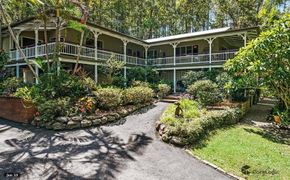 GORGEOUS QUEENSLANDER ON TRANQUIL SECLUDED ACRE