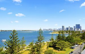 Luxury 2 Bedroom plus Study Apartment in a Private Residential only Building - On the Broadwater...