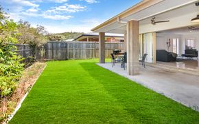 **  IT'S A KNOCKOUT...ELEVATED BLI BLI BEAUTY WITH TWO HUGE SEPARATE LIVING AREAS & BACKING ONTO BUSH!! **