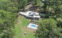 Expansive family home on acreage