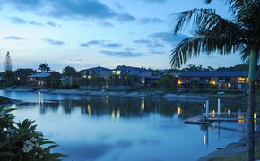 Wonderful Beach Lifestyle with Calming Canal Breezes