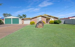 Solid Brick construction with extra shed space in great location!
