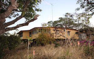9.04ha (approx 22 Acres ) - 3 STREET FRONTAGE  3 BED HOME  - MODERN 16m x 7.4m STEEL SHED - GOOD BORE - GOOD FENCING  -