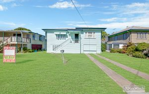 SPACIOUS 3 BEDROOM CABINBOARD HOME  - WELL AIR CONDITIONED - MODERN KITCHEN - LOCKUP UNDER.