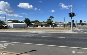 POSSIBLY THE BEST LOCATED OUTDOOR SHOWROOM WITH HIGHWAY FRONTAGE IN ROCKHAMPTON.