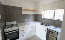 LEASED - Renovated two bedroom unit with air-conditioning